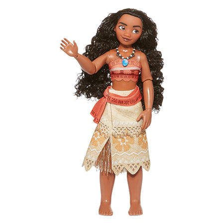 Disney Collection Moana Doll, One Size , No Color Family