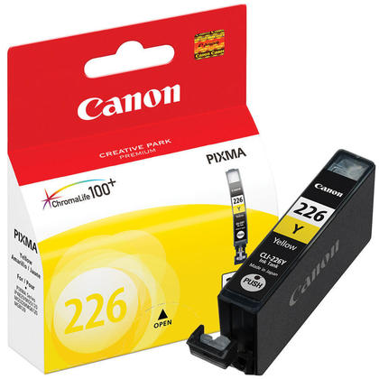 Canon CLI-226Y Original Yellow Ink Cartridge