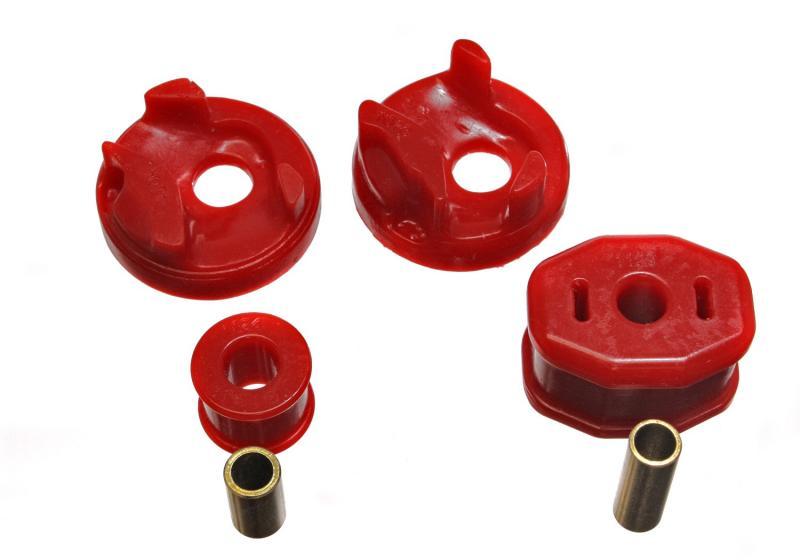Energy Suspension 7.1105R Polyurethane Motor Mount Insert Set Nissan N/A