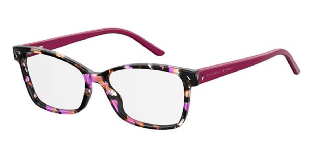 Seventh Street 7A525 HKZ Women's Glasses  Size 54 - Free Lenses - HSA/FSA Insurance - Blue Light Block Available