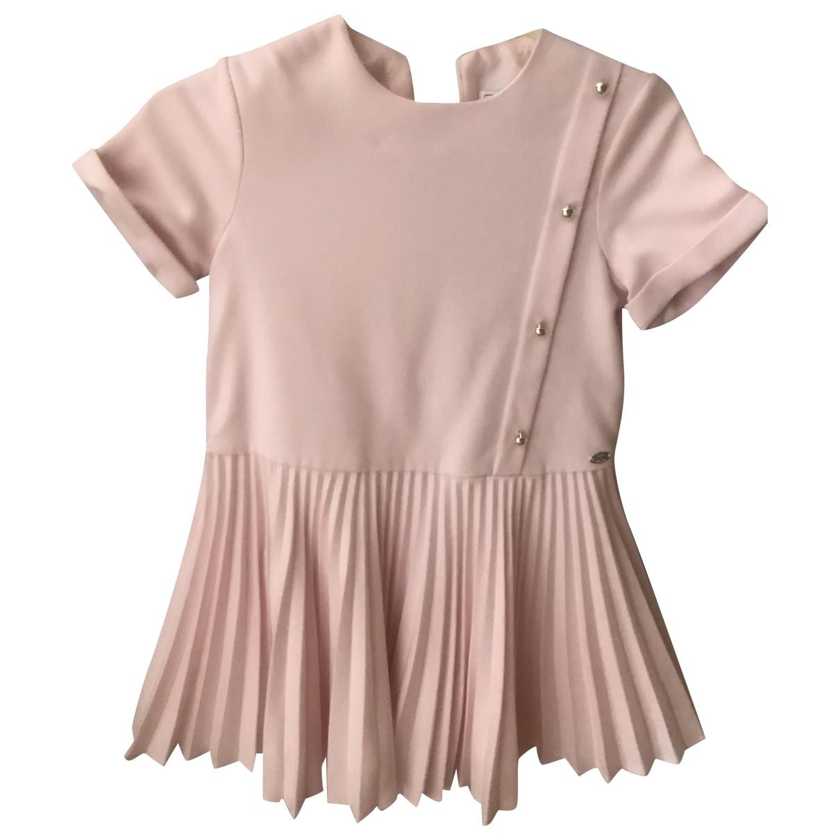 Tartine Et Chocolat \N Kleid in  Rosa Synthetik