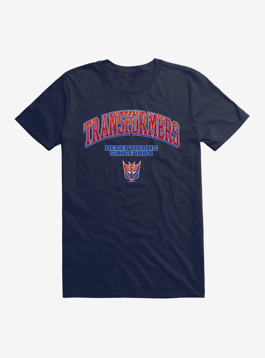 Transformers Go Decepticons T-Shirt