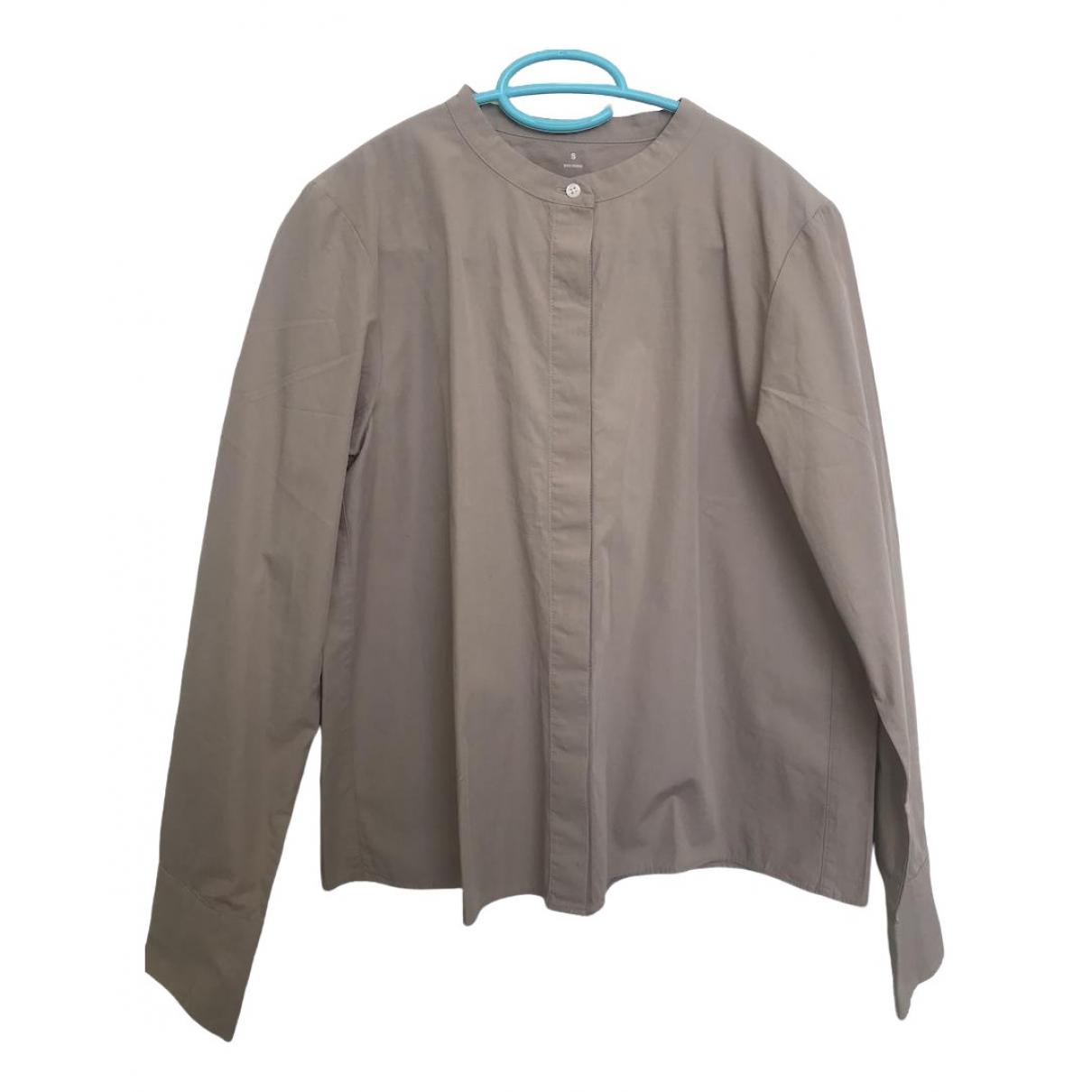 Camisa Oversize Non Signe / Unsigned