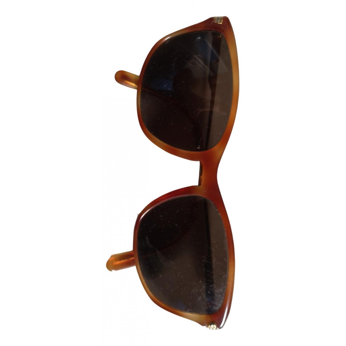 Cartier N Brown Sunglasses for Men N