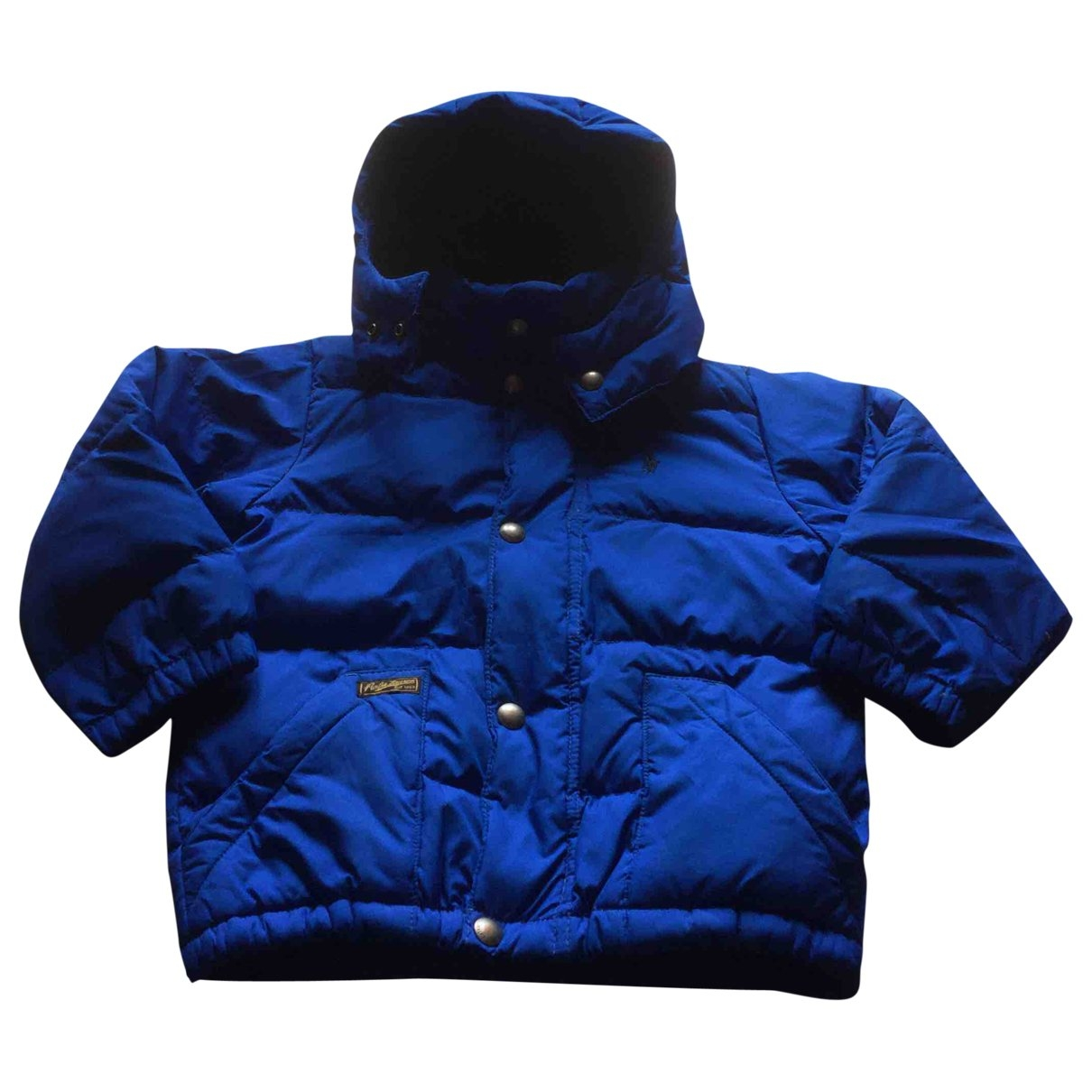 Polo Ralph Lauren \N Blue jacket & coat for Kids 3 years - up to 98cm FR