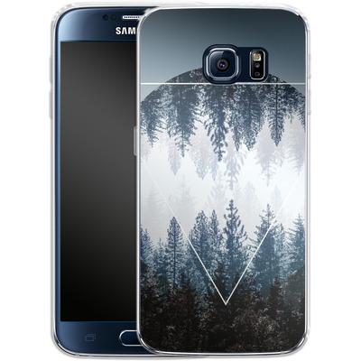 Samsung Galaxy S6 Silikon Handyhuelle - Woods 4 von Mareike Bohmer