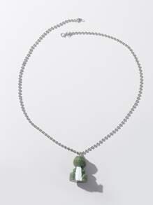 Dinosaur Charm Necklace