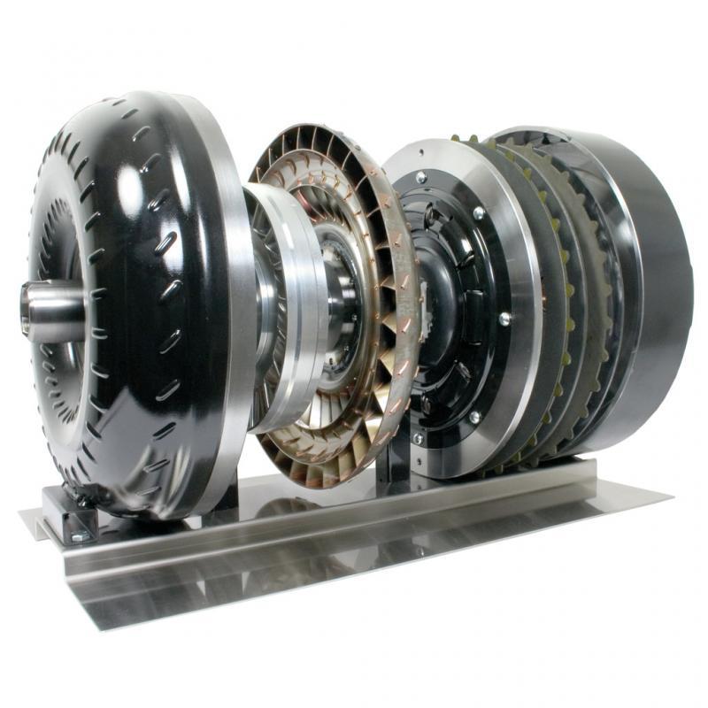 BD Diesel 1071240 BD Duramax Proforce 3D Torque Converter - Chevy 2001-2016 Allison 1000