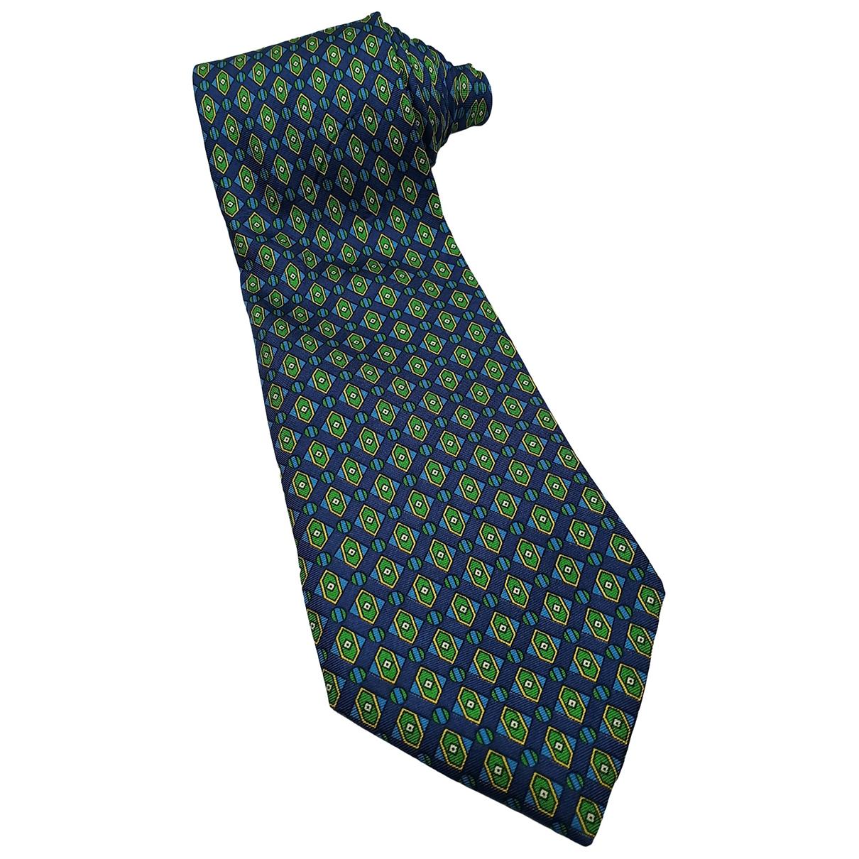 Courreges \N Krawatten in  Bunt Seide