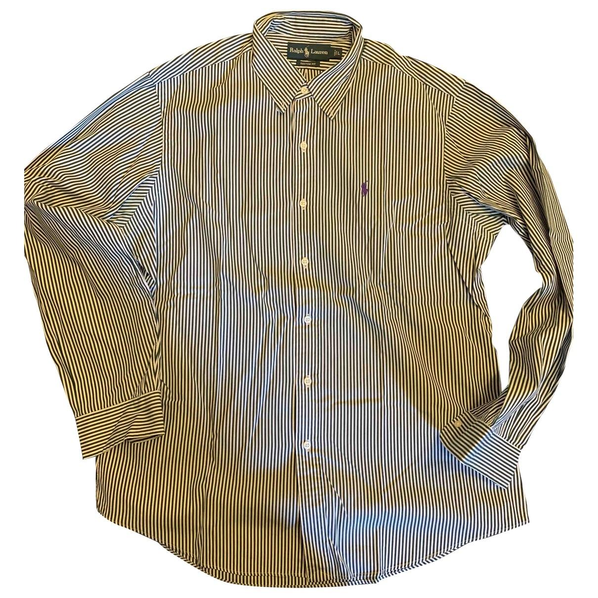 Ralph Lauren - Chemises   pour homme en coton - vert