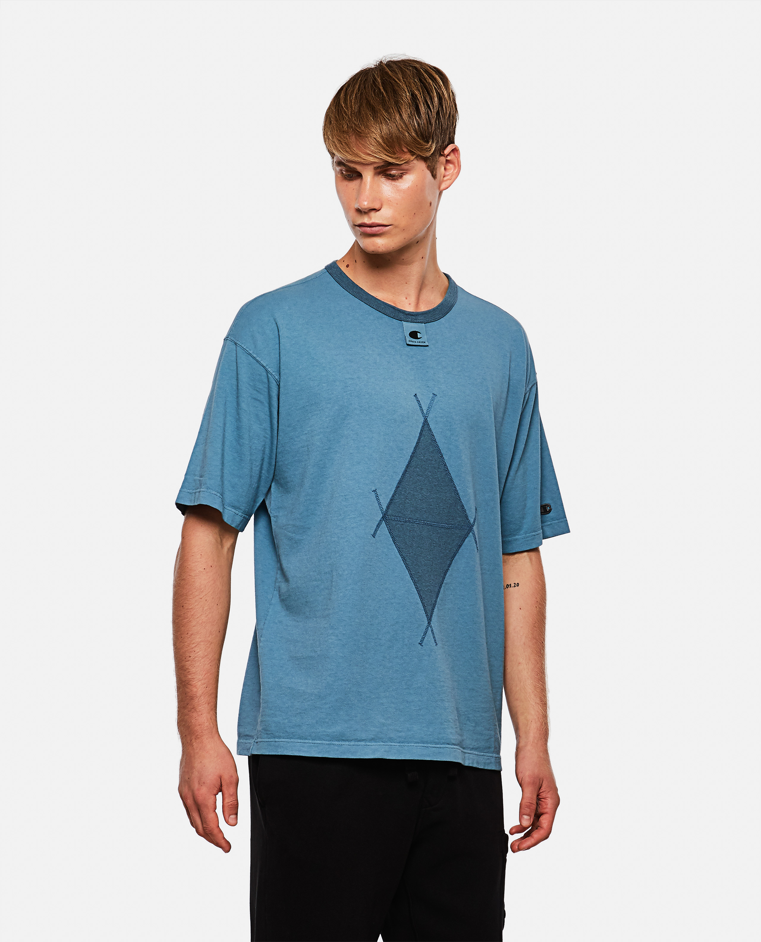 Champion x Craig Green Diamond t-shirt