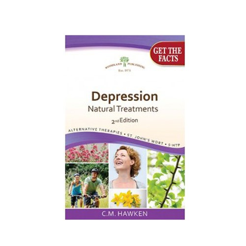 Depression, Natural Treatments 2nd Edition 1 Book by Woodland Publishing