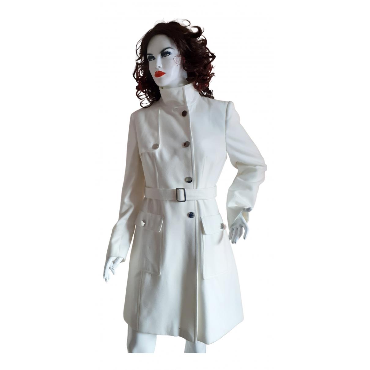 Asos - Manteau   pour femme - blanc