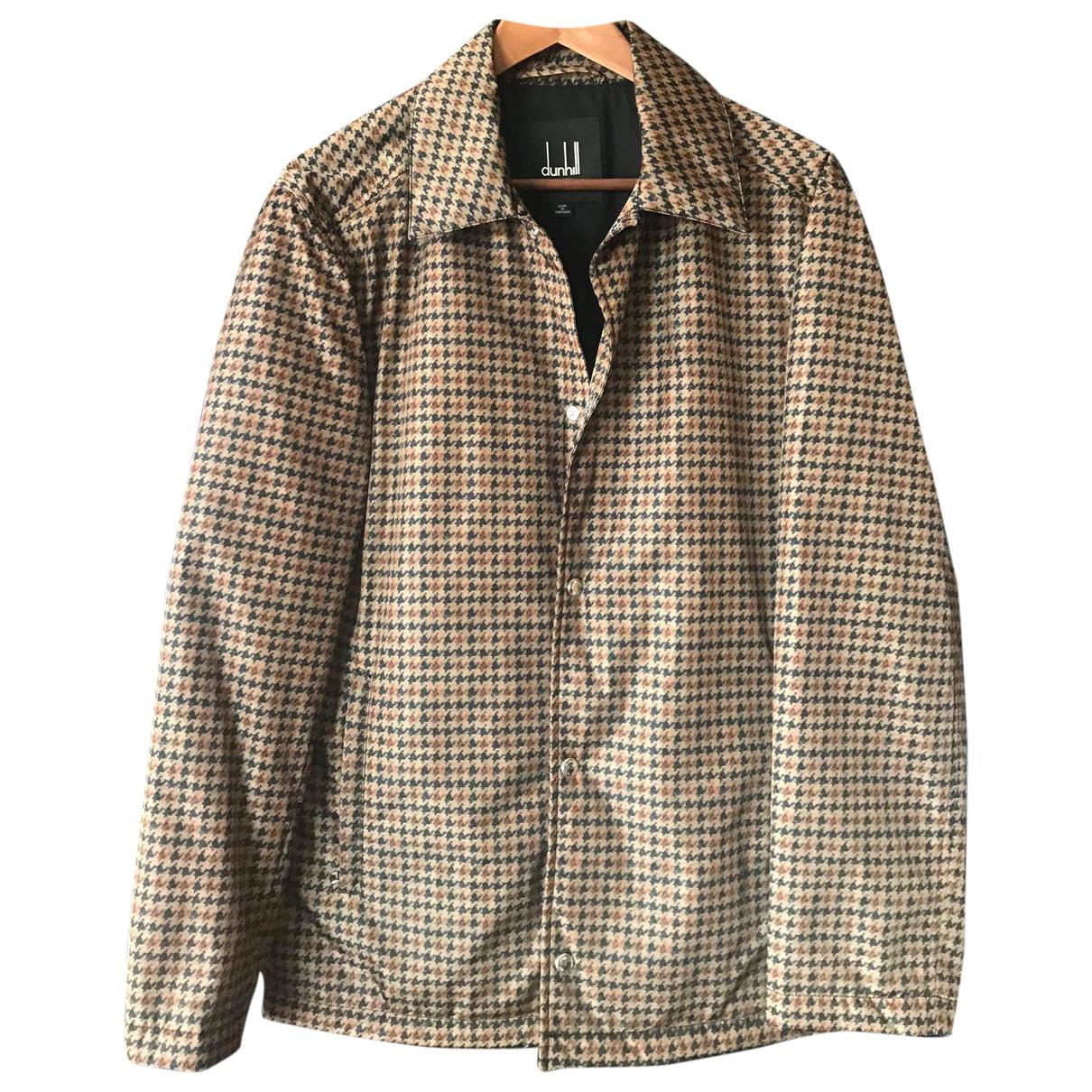 Alfred Dunhill - Manteau   pour homme - multicolore