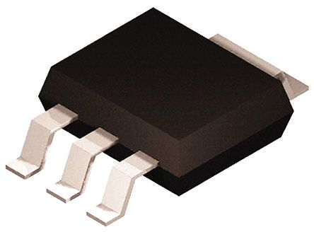 ON Semiconductor NCV8402ASTT3G MOSFET Power Driver 3 + Tab-Pin, SOT-223 (50)