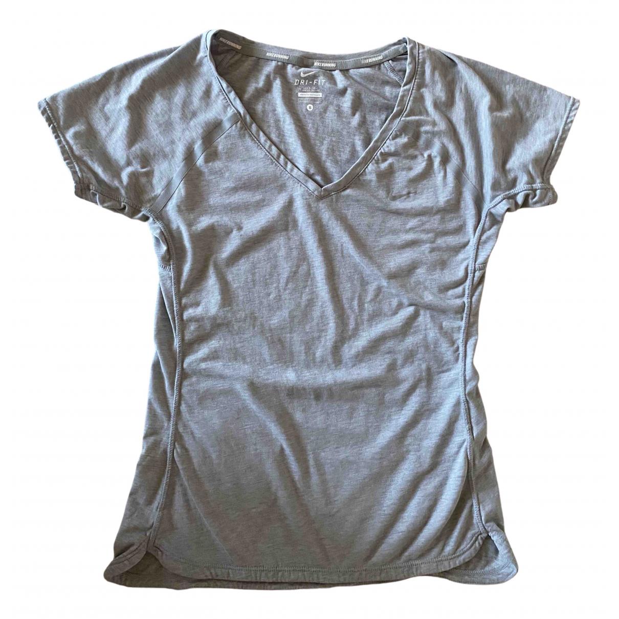 Nike \N Grey  top for Women S International