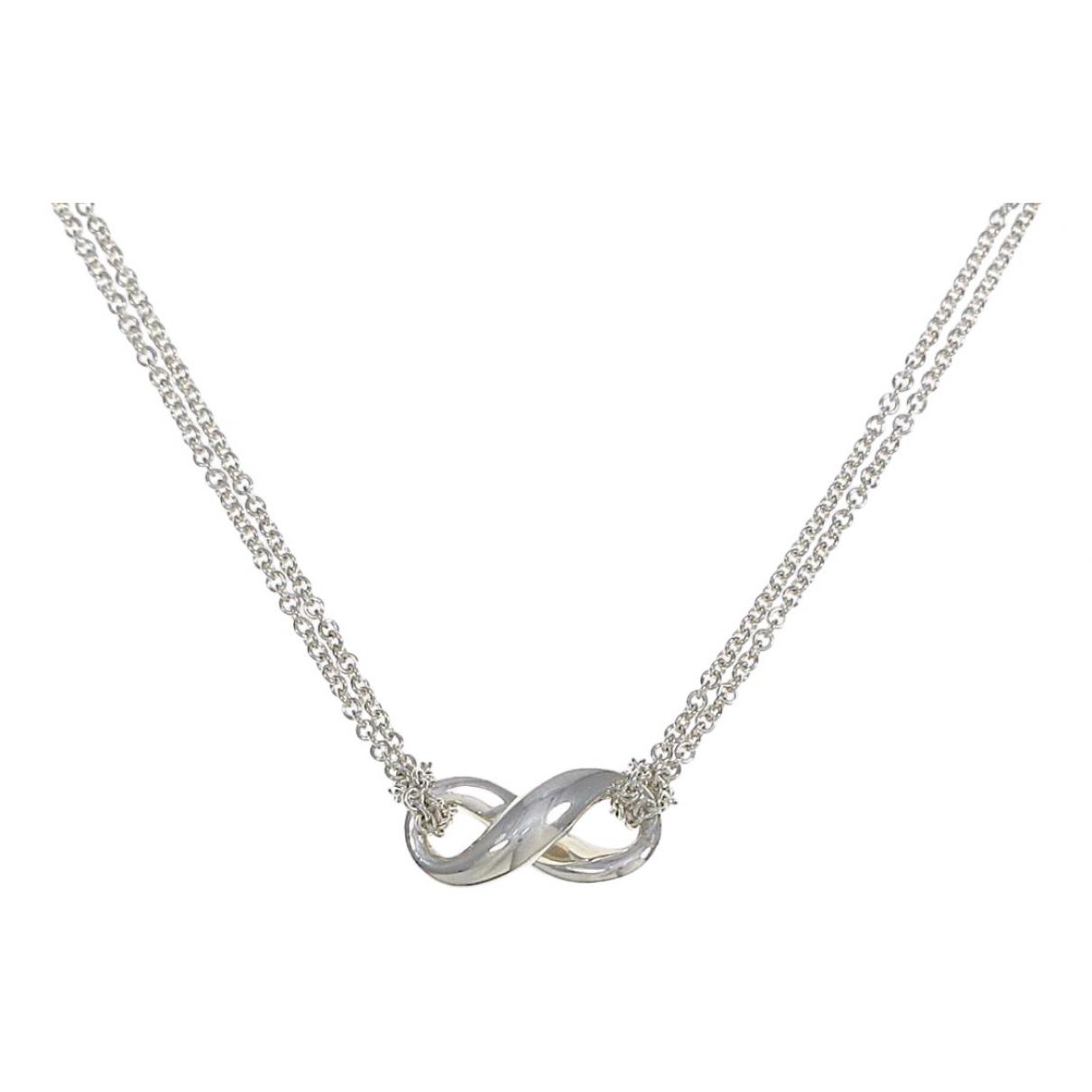 Tiffany & Co Tiffany Infinity Kette in Silber