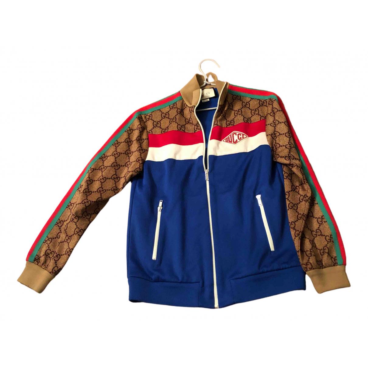 Gucci - Pull   pour femme - multicolore