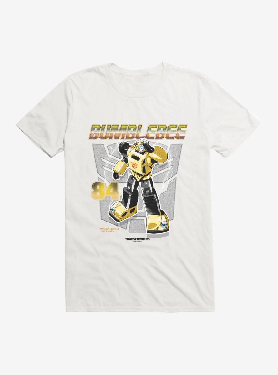 Transformers Bumblebee's Sting T-Shirt
