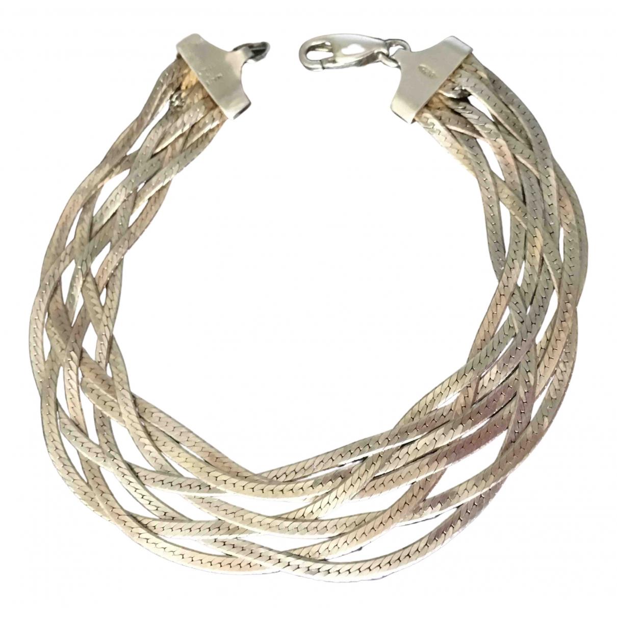 - Bracelet   pour femme en argent