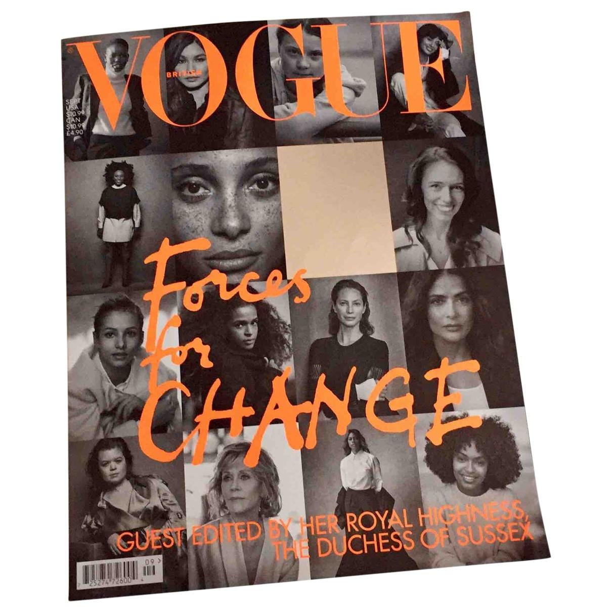 Vogue - Objets & Deco   pour lifestyle en autre