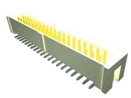 Samtec , HTST, 5 Way, 2 Row, Vertical PCB Header