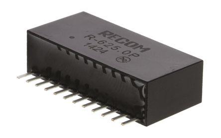 Recom Non-Isolated DC-DC Converter, 5V dc Output, 2A