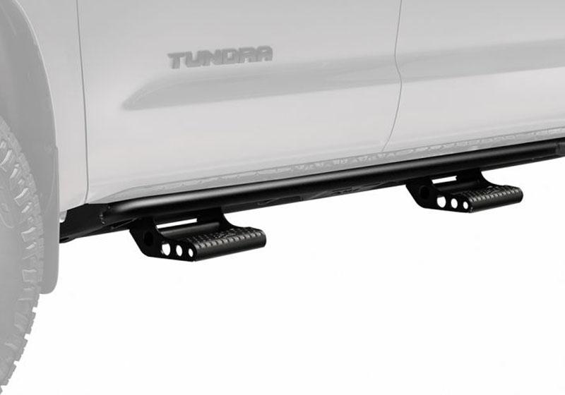 N-Fab J072RKRS2 RKR Step System Textured Black Jeep Wrangler JK 2 Door 07-17