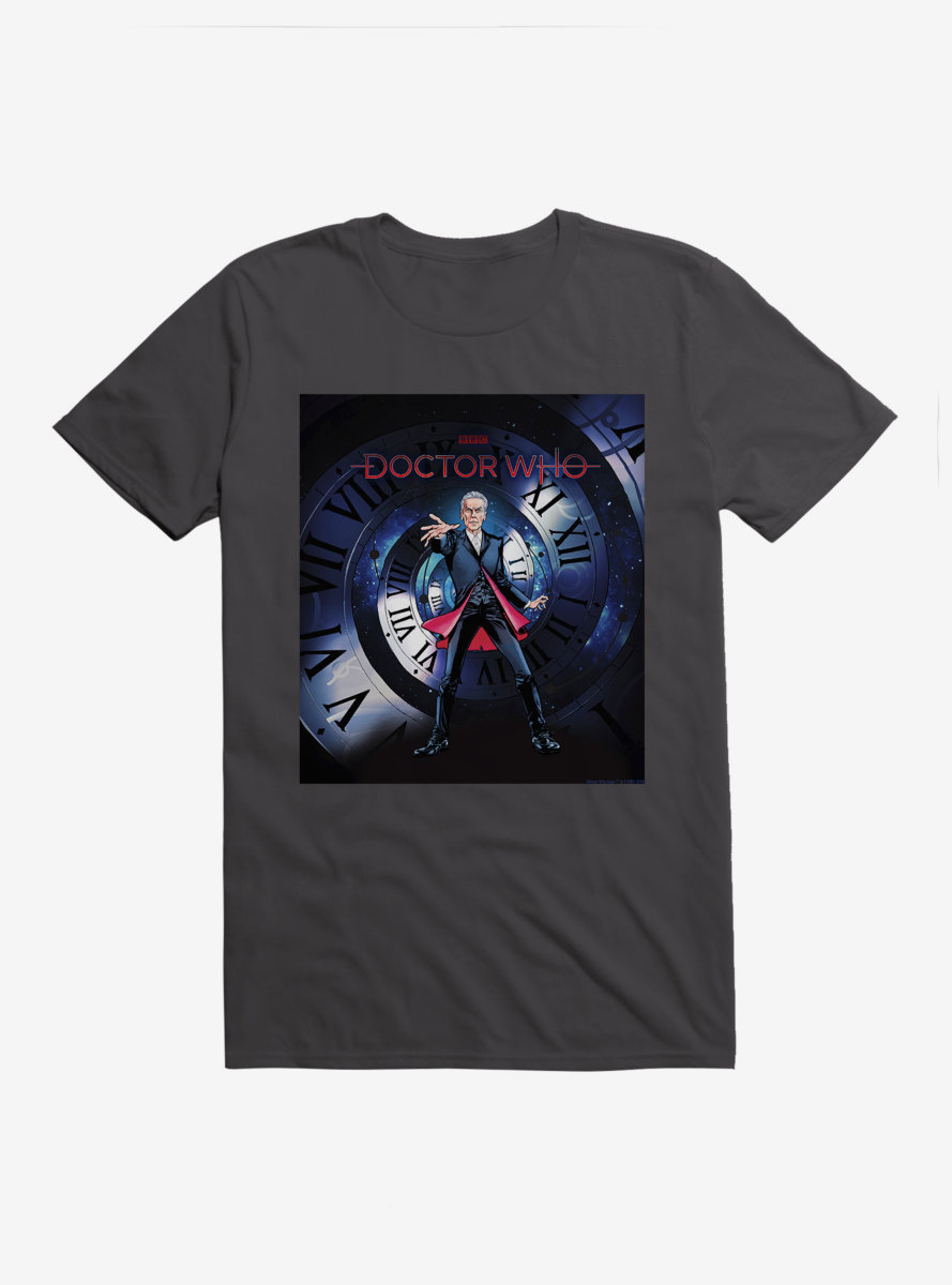 Doctor Who Twelfth Doctor Timey Wimey T-Shirt