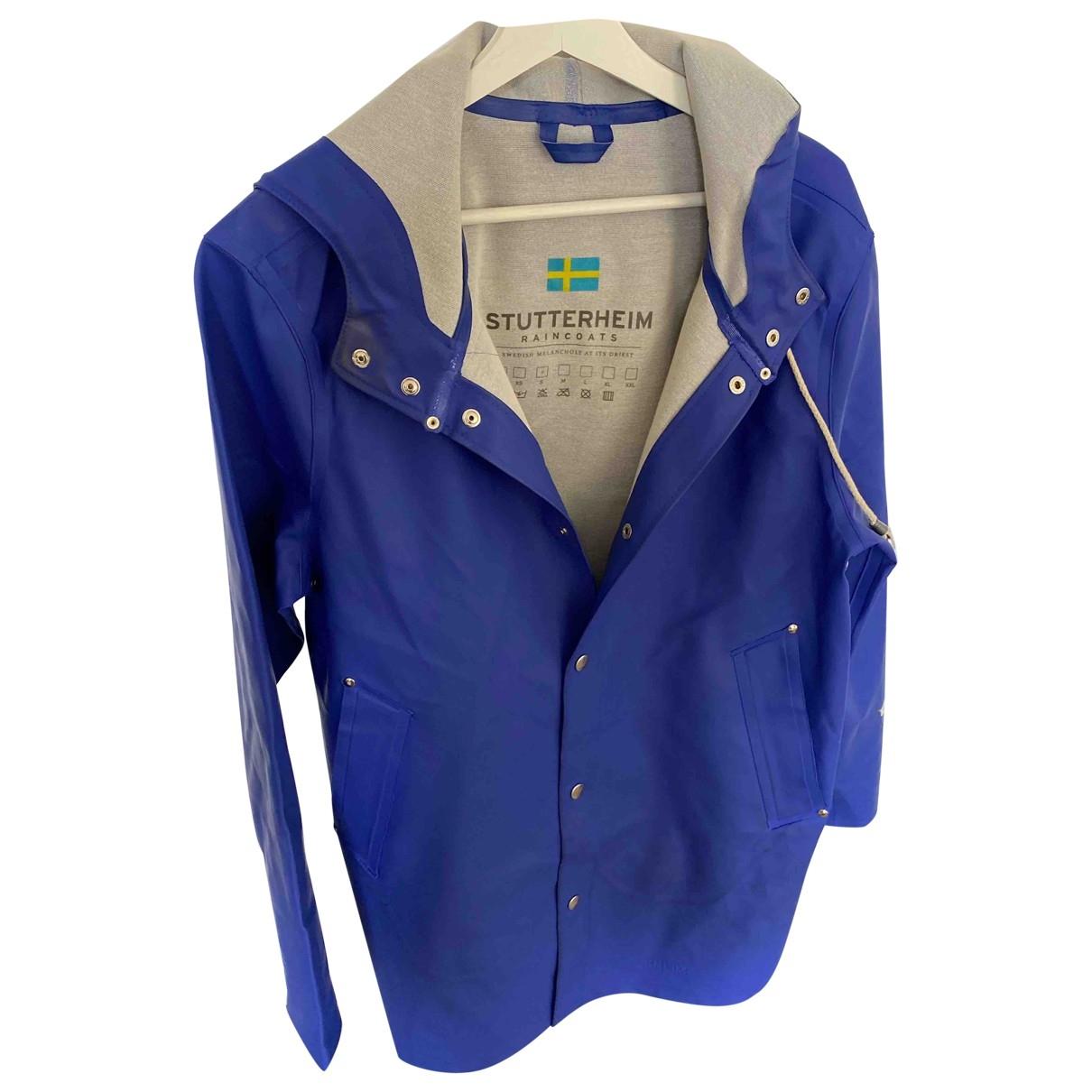 Stutterheim - Manteau   pour femme - bleu