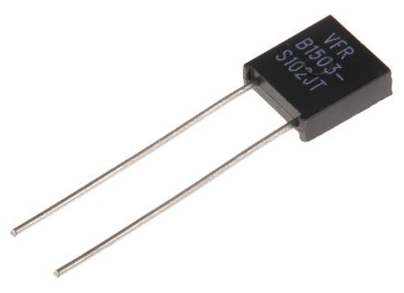 Vishay 100kΩ Metal Foil Resistor 0.6W ±0.01% Y0785100K000T9L