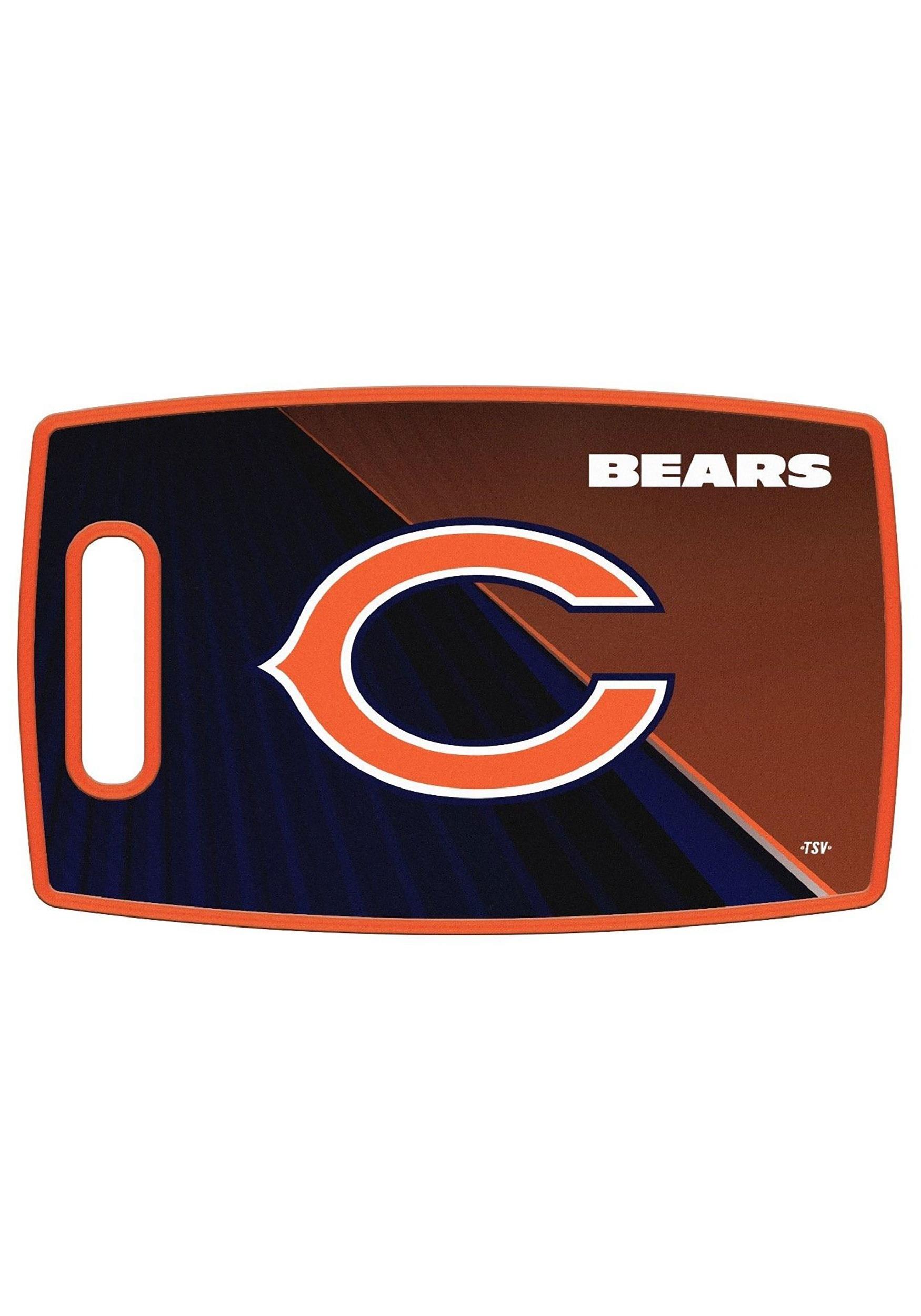 Chicago Bears NFL Cutting Board- 14.5