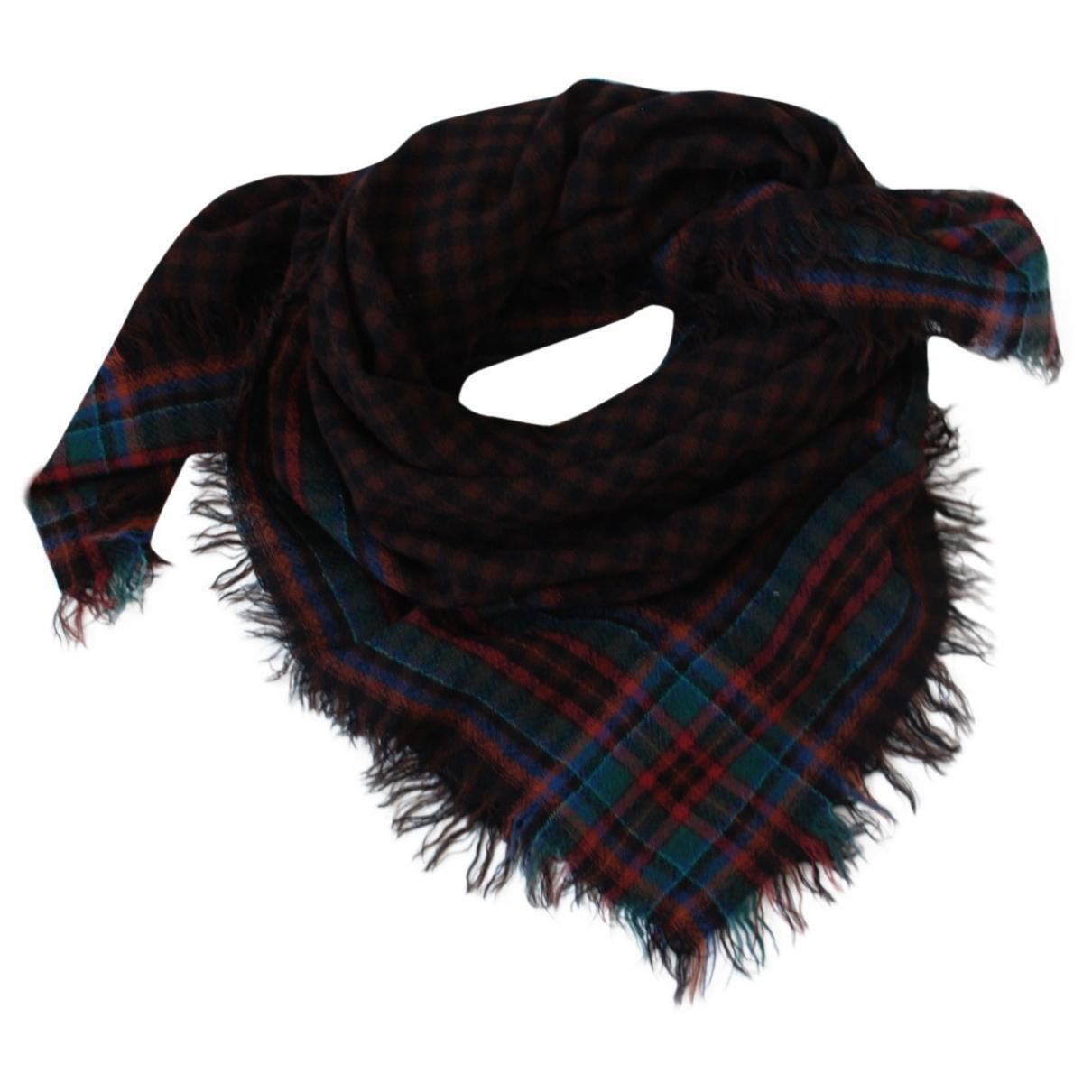 Kenzo \N Multicolour Wool scarf for Women \N