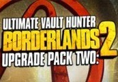 Borderlands 2: Ultimate Vault Hunter Upgrade Pack 2 Steam CD Key (MAC OS X)