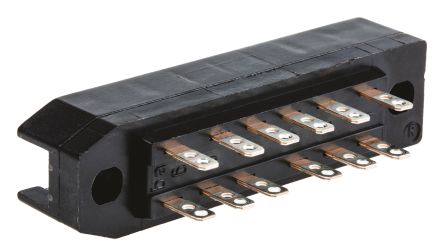 TE Connectivity , RP622 12 Way, Straight Rectangular Connector, Socket