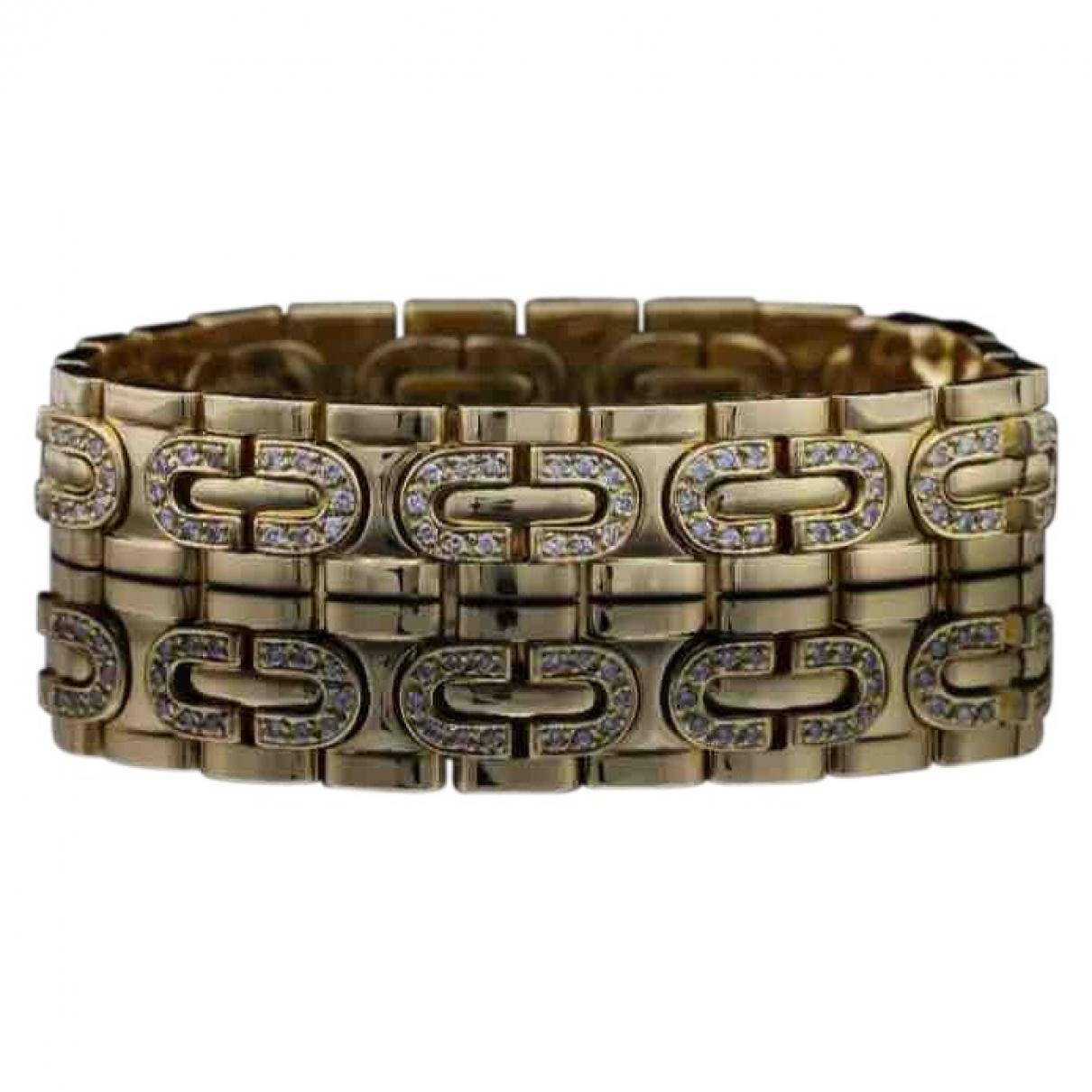 Cartier Maillon Panthère Gold Yellow gold bracelet for Women \N