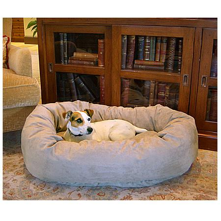 Majestic Pet Products Bagel Dog Pet Bed 40 inch - 1.0 ea