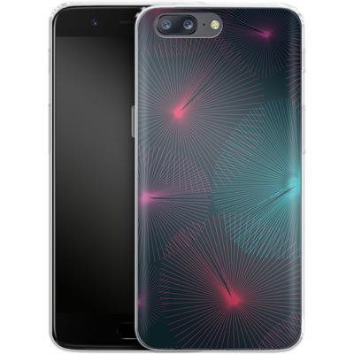 OnePlus 5 Silikon Handyhuelle - Urchin von Khristian Howell