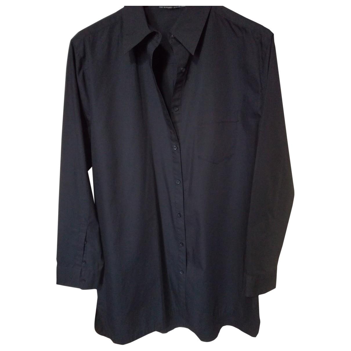 Day Birger & Mikkelsen \N Black Cotton  top for Women 38 FR