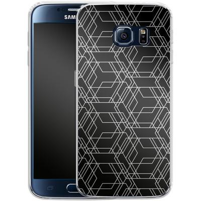 Samsung Galaxy S6 Silikon Handyhuelle - Disorient von caseable Designs