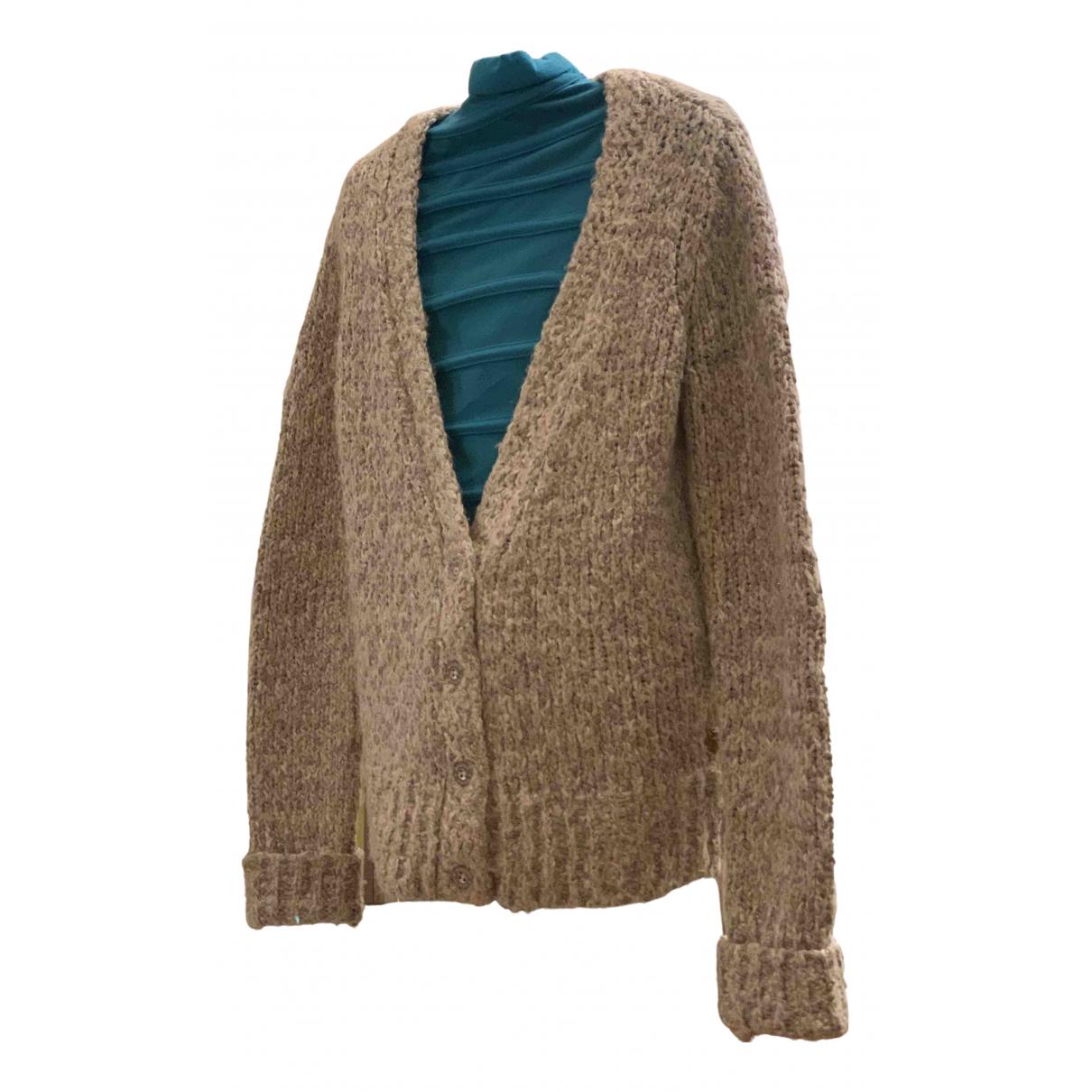 Maison Scotch - Pull   pour femme en laine - gris