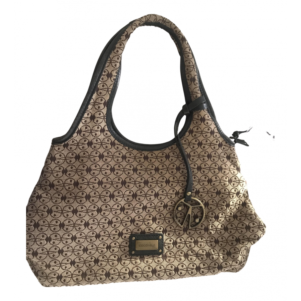 Coccinelle \N Cloth handbag for Women \N