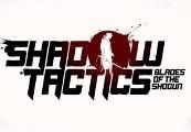 Shadow Tactics: Blades of the Shogun LATAM Steam CD Key