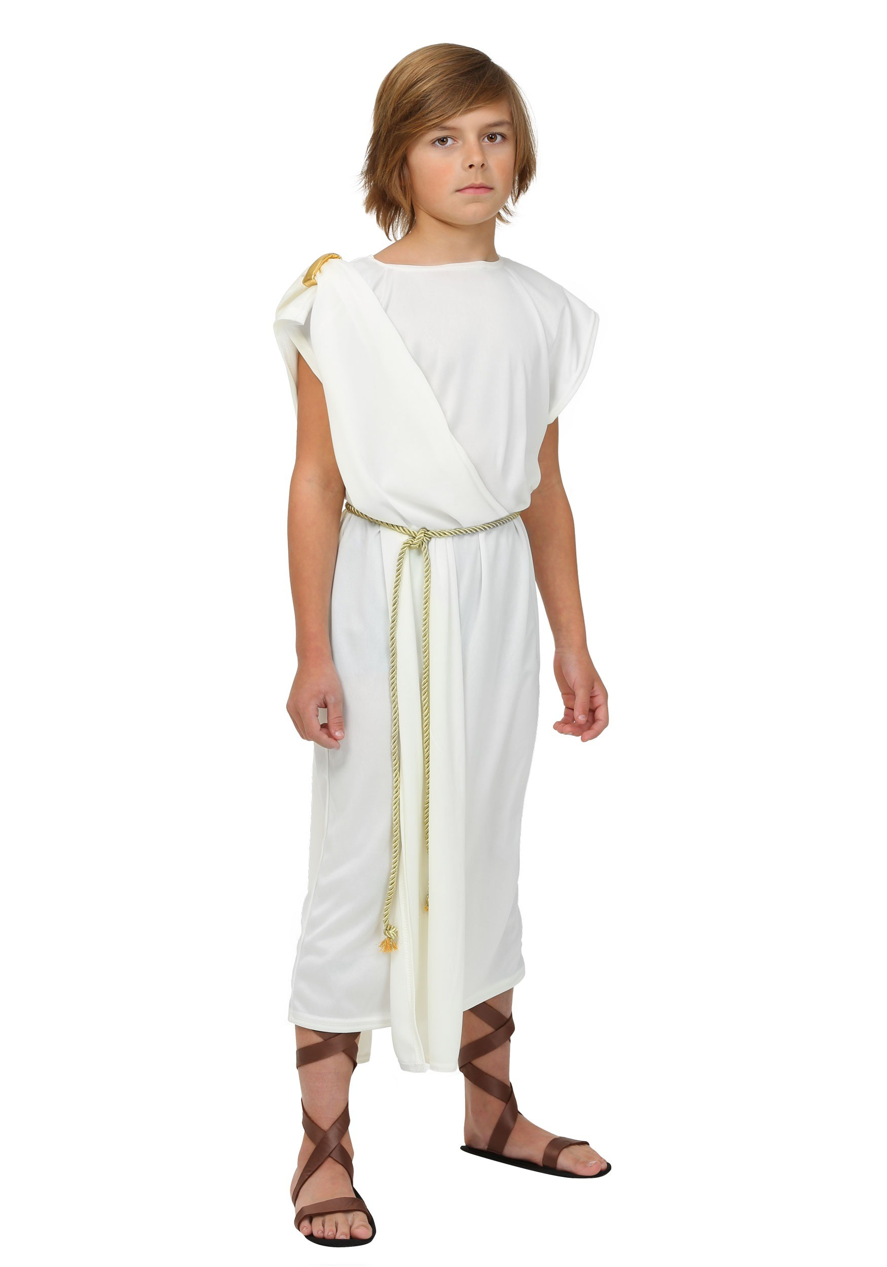 Childrens Toga Costume | Exclusive | Made By Us Costume