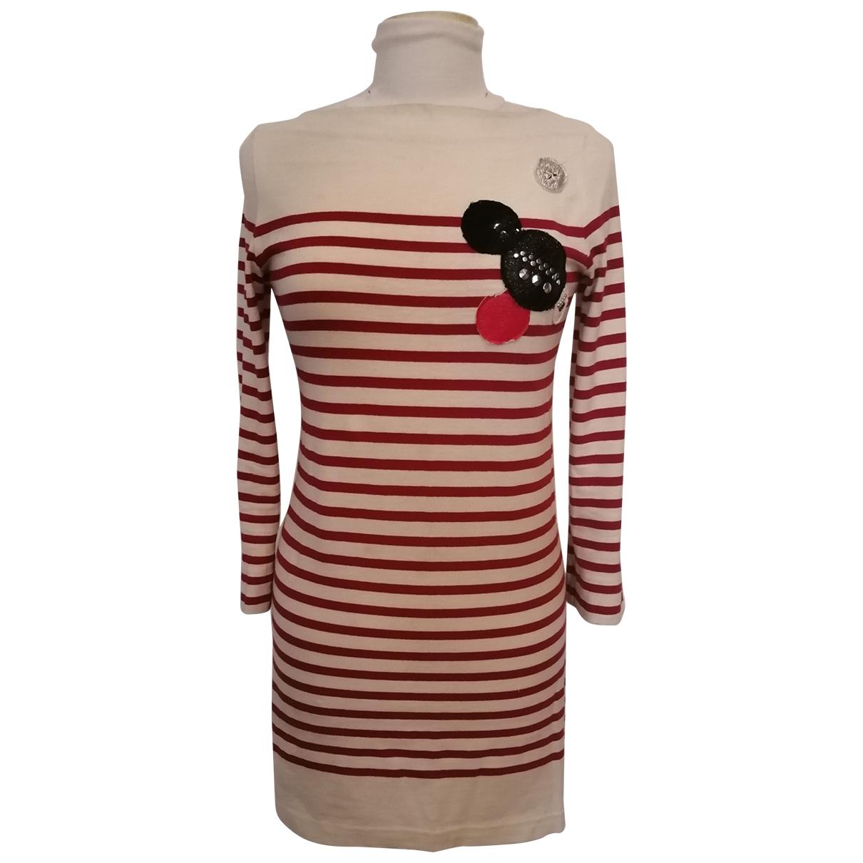 Marc By Marc Jacobs \N Kleid in  Bunt Baumwolle