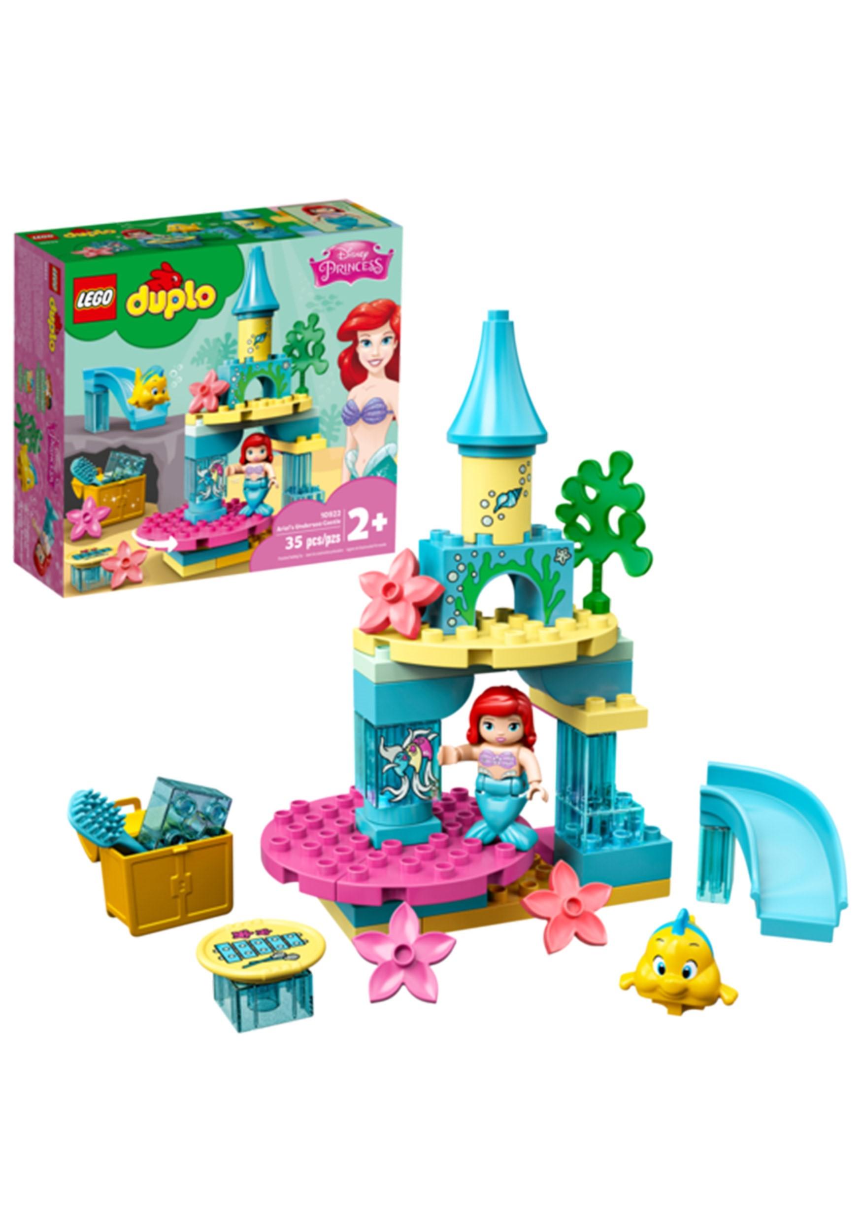 LEGO Duplo Little Mermaid Ariel's Undersea Castle