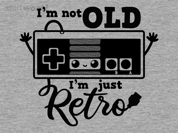 Just Retro T Shirt