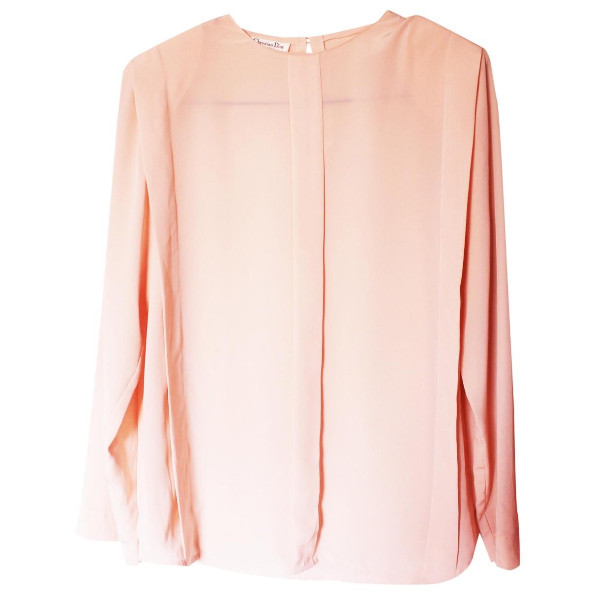 Dior \N Pink  top for Women L International