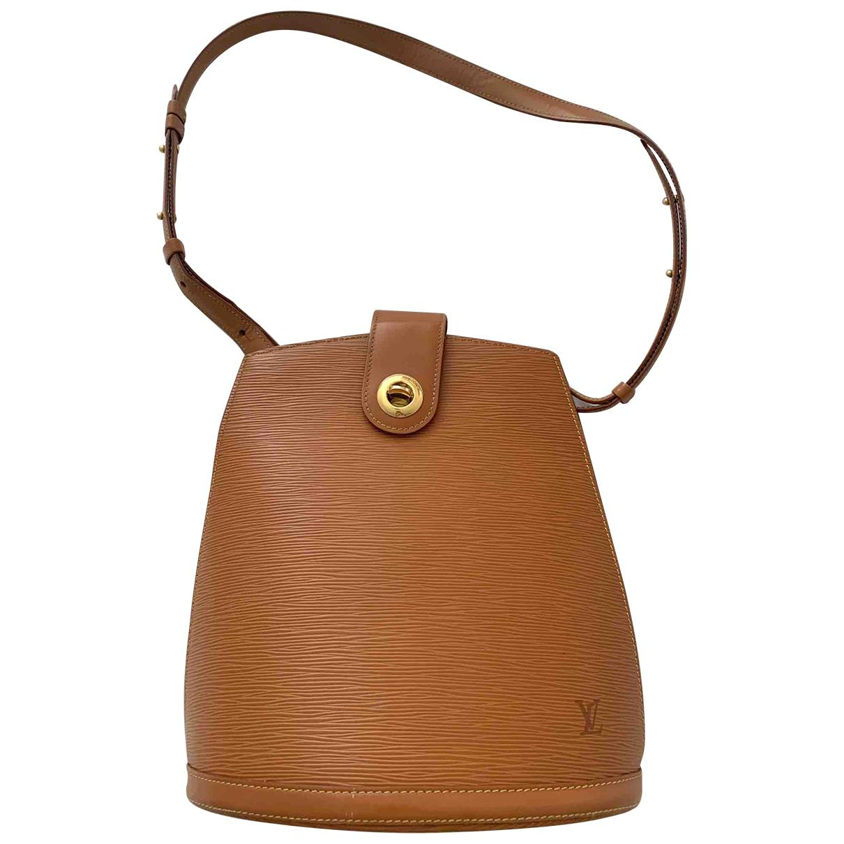 Bandolera Cluny Vintage de Cuero Louis Vuitton
