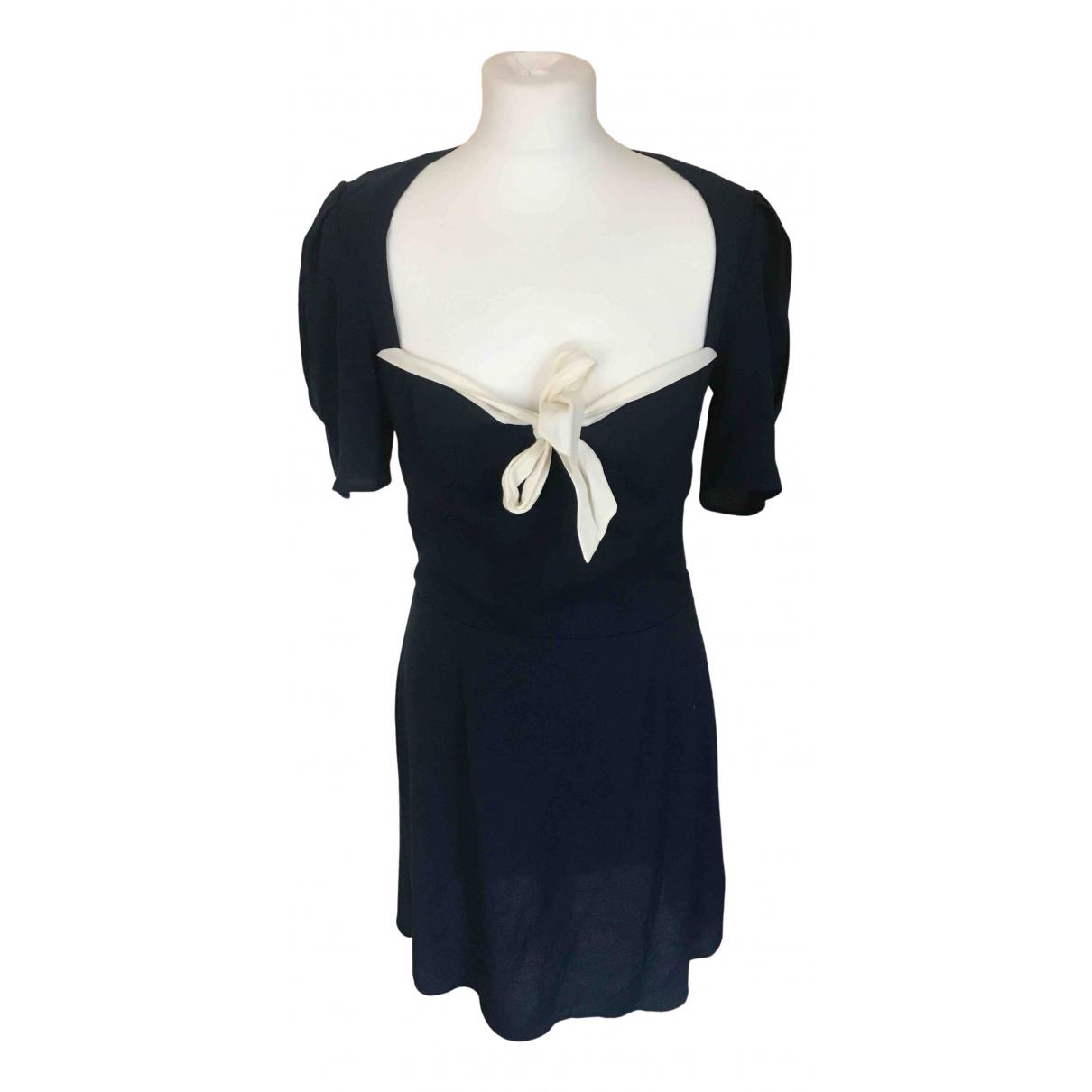 Reformation - Robe   pour femme - bleu